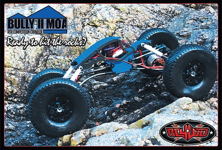 Bully II MOA Crawler Kit/RTR
