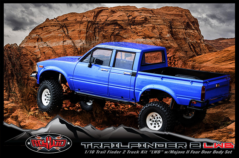 Trail Finder 2 Mojave II LWB