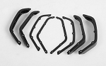 Metal Fender Flares for Axial SCX10 JK 90027