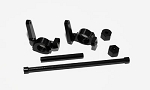 Predator Tracks Front Fitting kit for Axial AX-10 Axles (Scorpion, SCX10)
