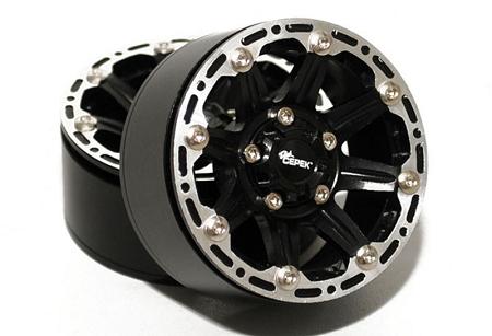 Dick Cepek Wheels on Home Beadlock Wheels Dick Cepek Torque 1 55 Internal Beadlock Wheels